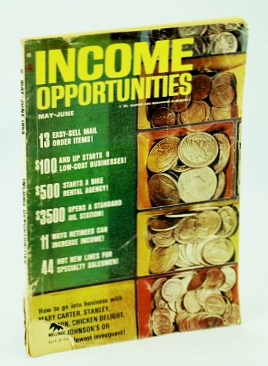 Image for Income Opportunities Magazine, May-June 1965, No. 736