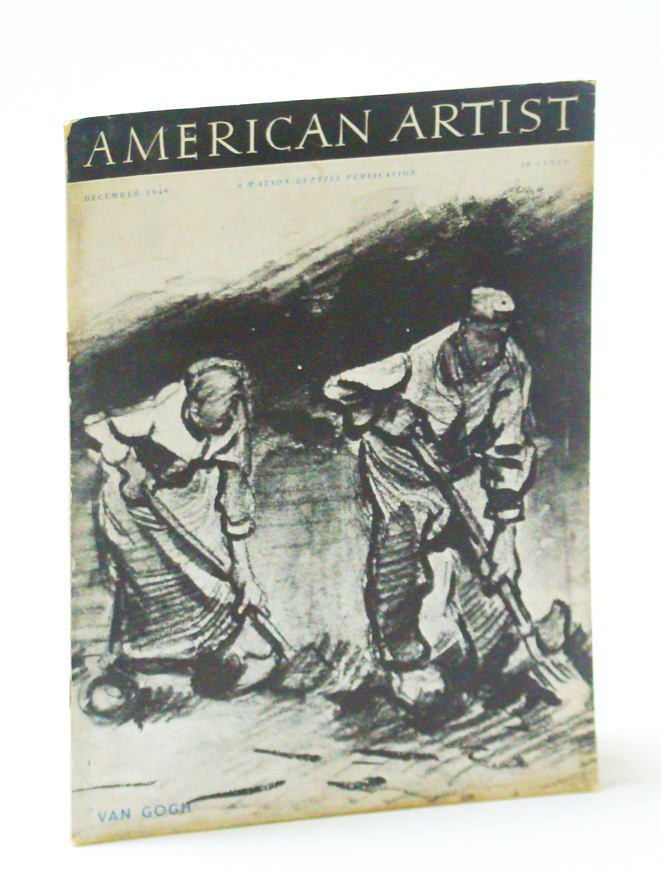 Image for American Artist Magazine, December (Dec.) 1949 - John Averill / Roger Duvoisin
