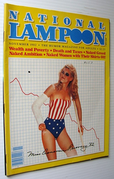 Image for National Lampoon Magazine, November 1982