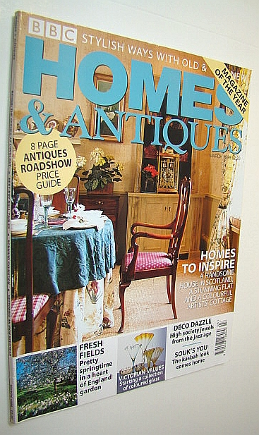 Image for Homes & Antiques Magazine, March 1998