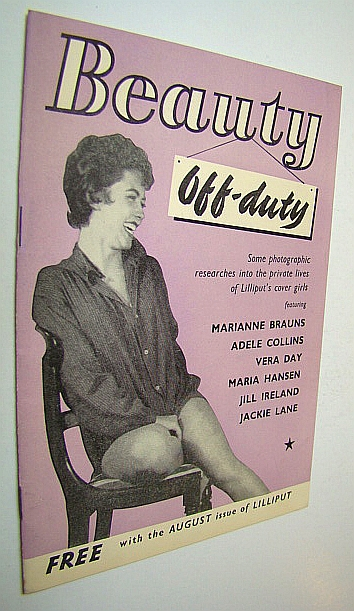 Image for Beauty Off-Duty - Supplement to the August 1956 Issue of Lilliput Magazine