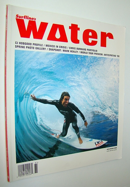 Image for Surflines Water Magazine, #25, Spring 2008