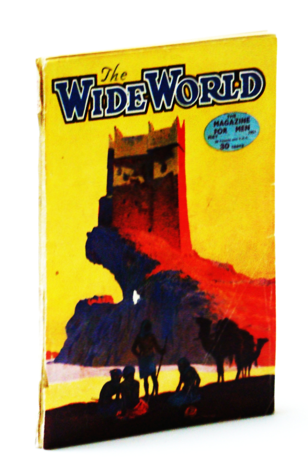 Image for The Wide World Magazine - May, 1951