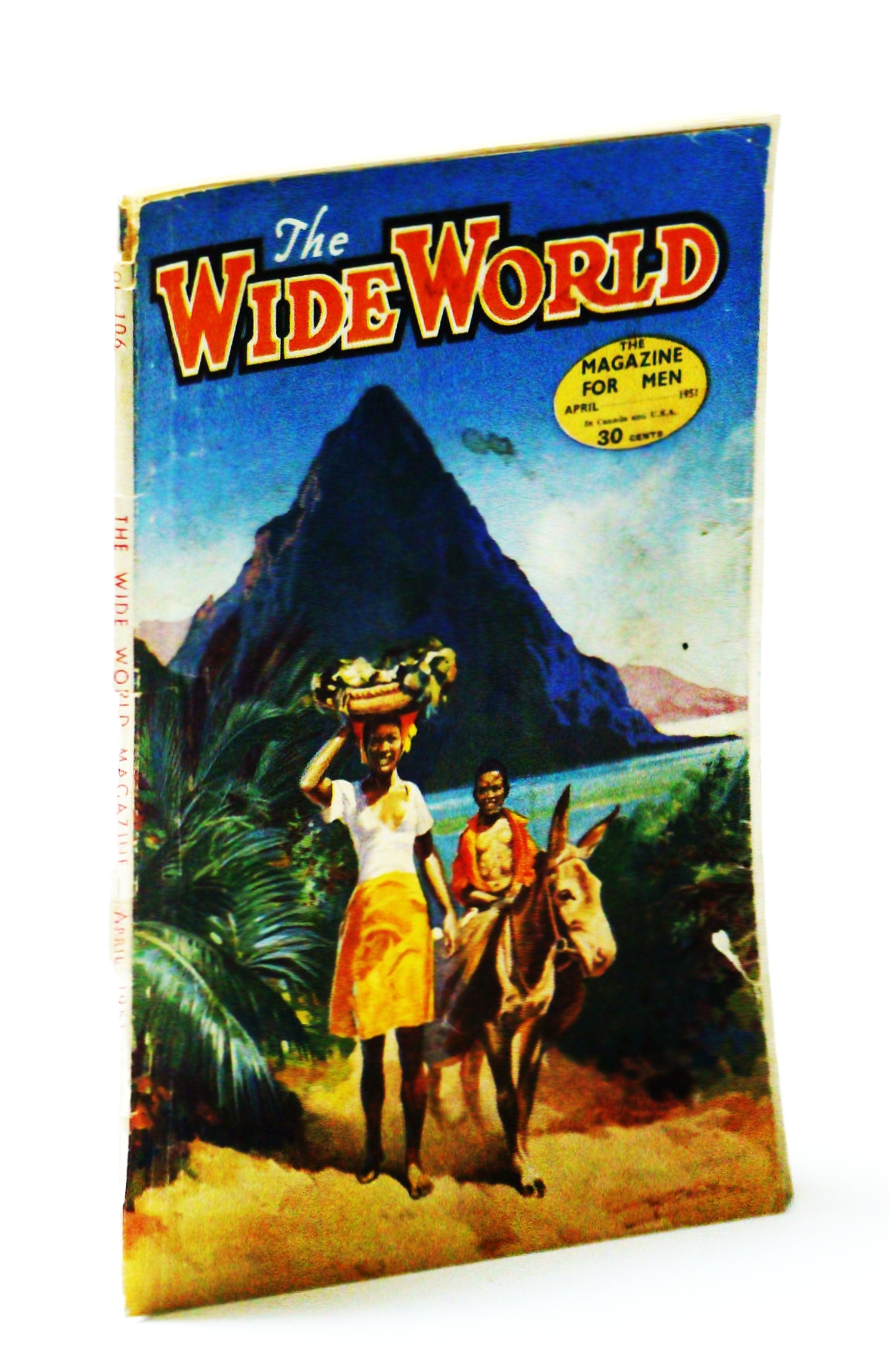 Image for The Wide World Magazine - April, 1951