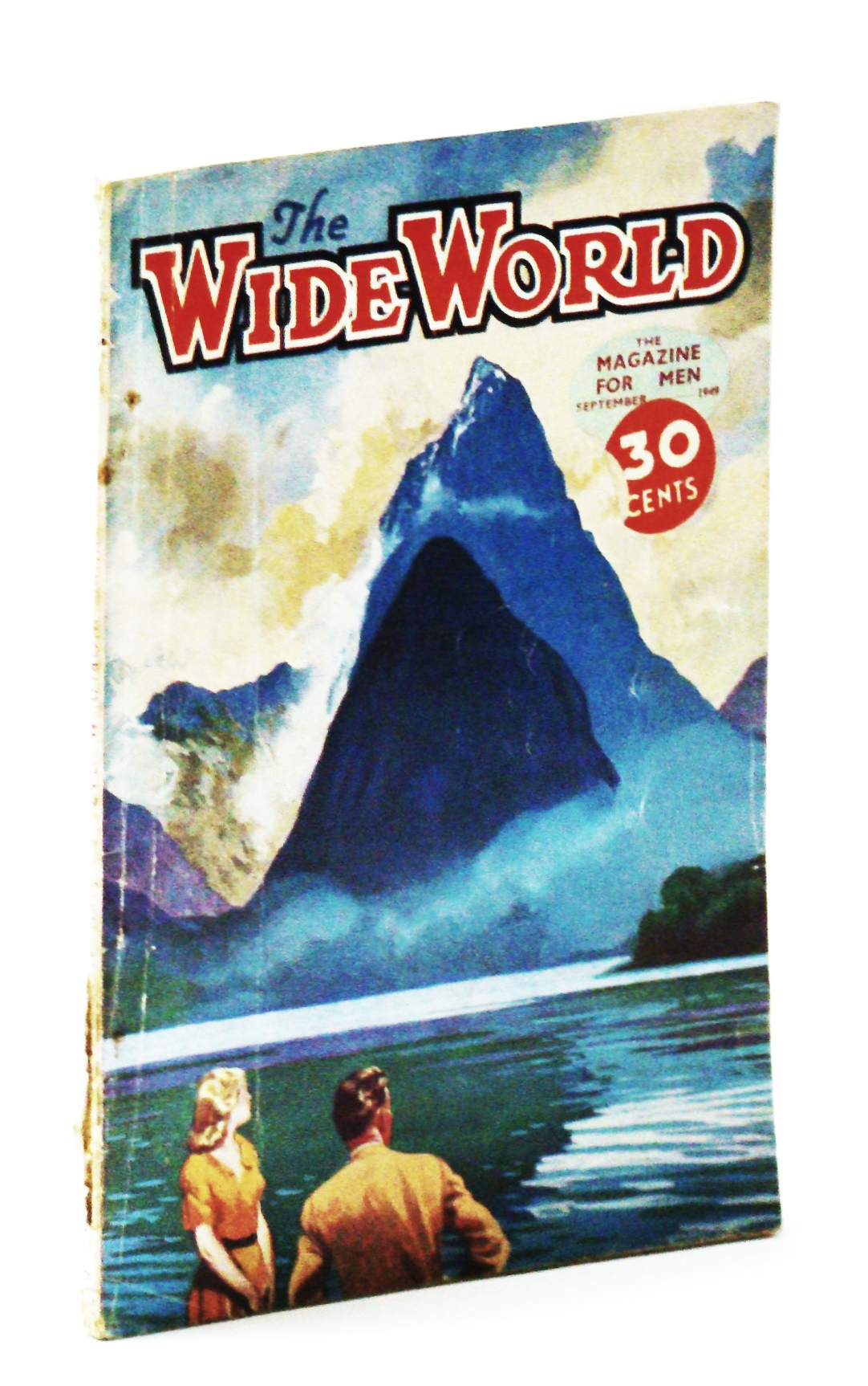 Image for The Wide World Magazine - September 1949 Vol.103, No.617