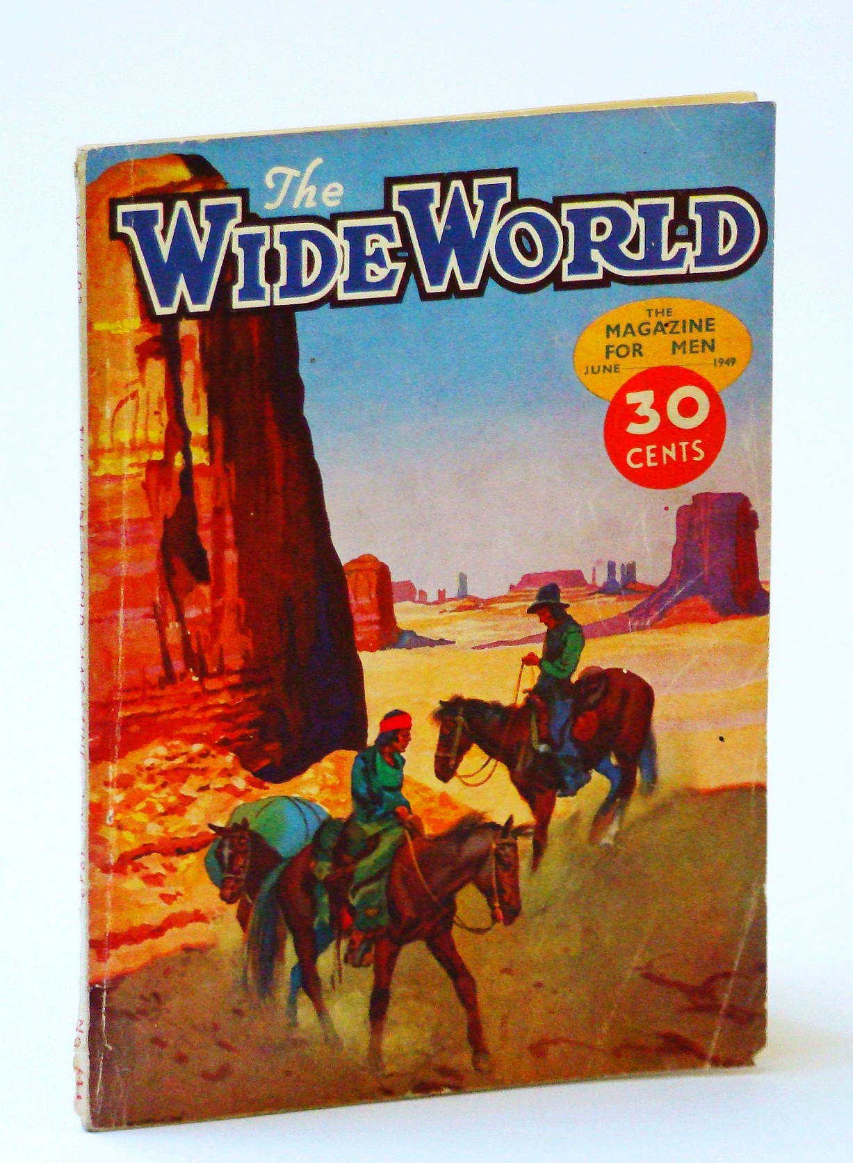 Image for The Wide World Magazine - June 1949