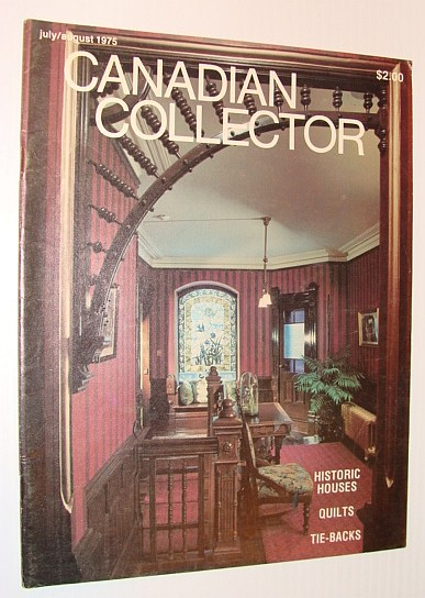 Image for Canadian Collector Magazine, July/August 1975, Vol. 10 No. 4