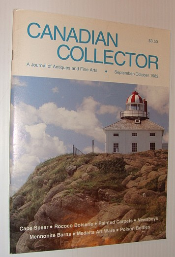 Image for Canadian Collector Magazine - September/October 1982, Vol. 17 No. 5