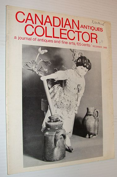 Image for Canadian Antiques Collector Magazine, November 1966, Volume 1, Number 7