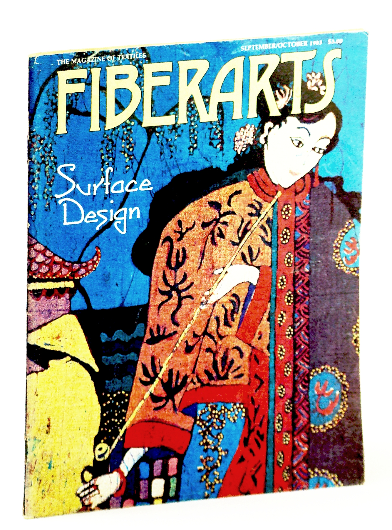 Image for Fiberarts, The Magazine of Textiles, September / October (Sept. / Oct.)  1983: Surface Design