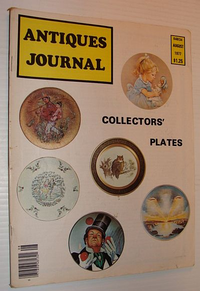 Image for Antiques Journal Magazine, August 1977