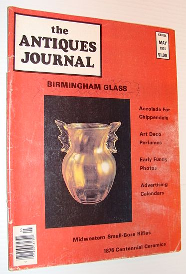 Image for Antiques Journal Magazine, May 1976