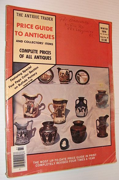 Image for Antiques Journal Magazine, Winter 1976