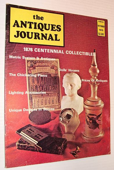 Image for Antiques Journal Magazine, October 1975