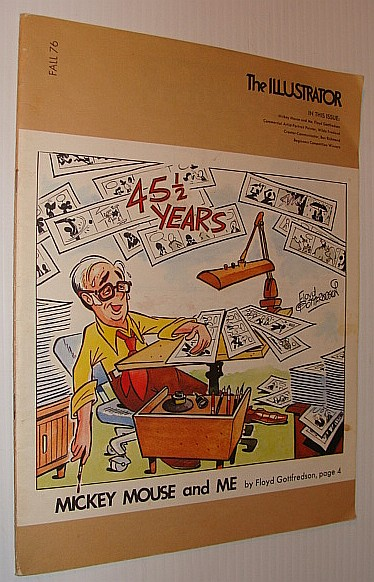 Image for The Illustrator Magazine, Fall 1976