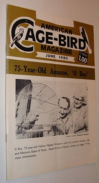 Image for American Cage-Bird, June, 1980