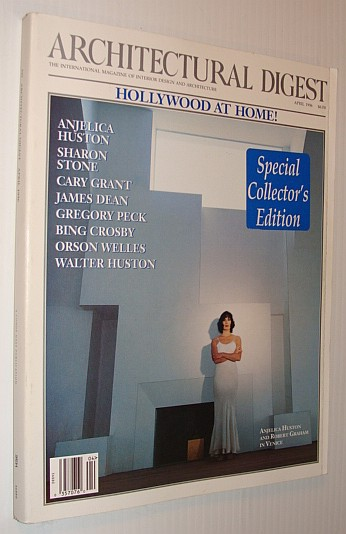 Image for Architectural Digest, April 1996 *Hollywood at Home*