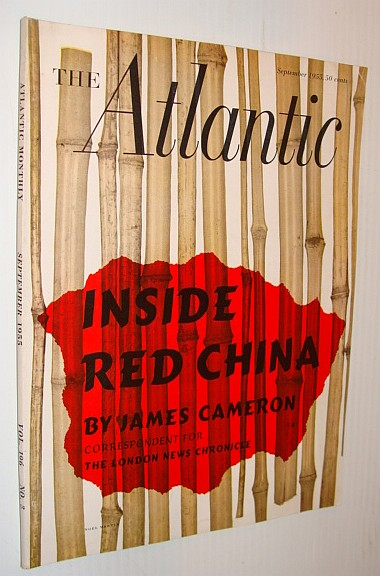 Image for The Atlantic Magazine, September 1955 *Inside Red China*