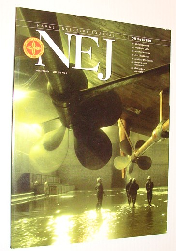 Image for NEJ - Naval Engineer's Journal, Winter 2004