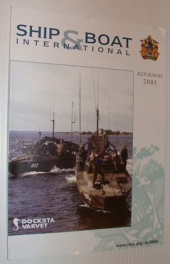Image for Ship & Boat International, July / August 2003