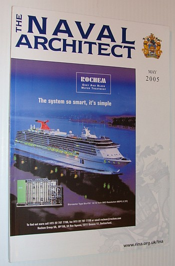 Image for The Naval Architect, May 2005