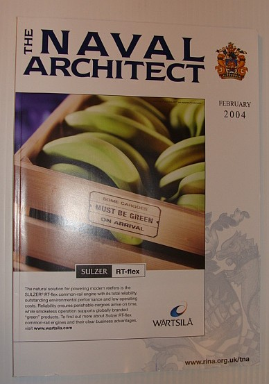 Image for The Naval Architect, February 2004
