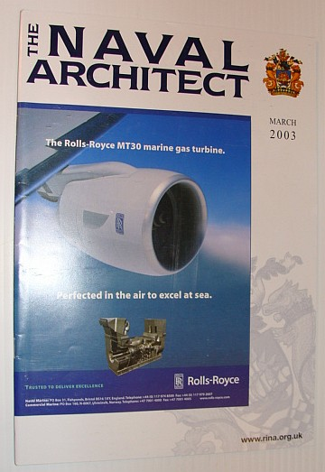 Image for The Naval Architect, March 2003