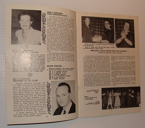 Image for Edmontonian, June 1956