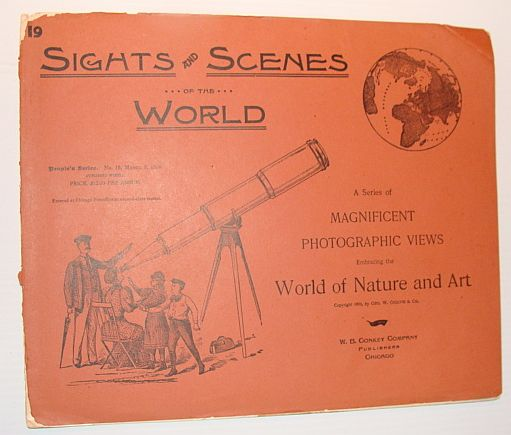 Image for Sights and Scenes of the World: A Series of Magnificent Photographic Views Embracing the World of Nature and Art, People's Series, No. 19, 3 March 1894