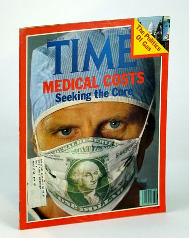 Image for Time Magazine (Canadian Edition), May 28, 1979 - Seeking the Cure to Medical Costs