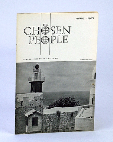 Image for The Chosen People [Magazine], April (Apr.), 1971 - Aedus Center in Chicago
