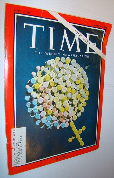 Image for Time Magazine, April 7, 1967 - The Pill