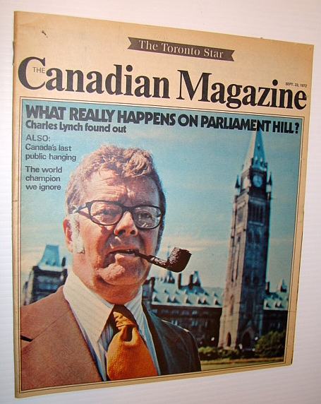 Image for Canadian Magazine, September 23, 1972 - World Champion Waterskier George Athans